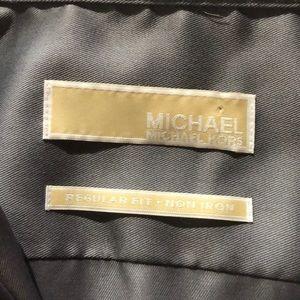 MICHAEL Michael Kors Shirts - Michael Michael Kors Gray dress shirt size 18